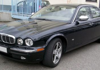 Podręczniki / Literatura / Przeglądy Jaguar XJ IV