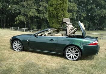 Serwo hamulca Jaguar XK