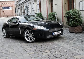 Dywaniki samochodowe Jaguar XKR