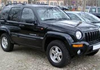 Pokrowce ochronne Jeep Cherokee KJ
