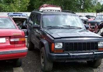 Czujnik przepływomierza powietrza Jeep Cherokee XJ