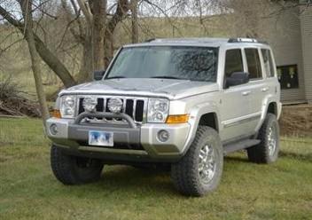 Pokrowce ochronne Jeep Commander