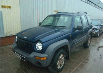 Pompa ABS Jeep Liberty KJ