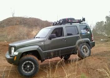 Czujnik przepływomierza powietrza Jeep Liberty KK