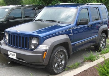 Regulator siły hamowania Jeep Liberty KK