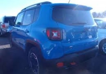 Dywaniki samochodowe Jeep Renegade