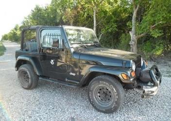 Czujnik przepływomierza powietrza Jeep Wrangler TJ