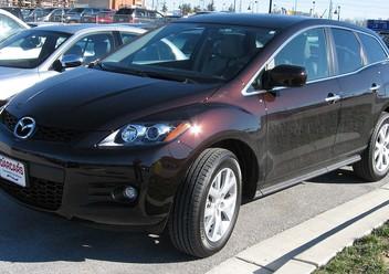 Głowica silnika Mazda CX-7