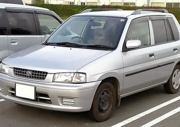 Pokrowce samochodowe Mazda Demio