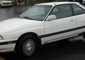 Szczęki hamulcowe przednie Mazda MX-6