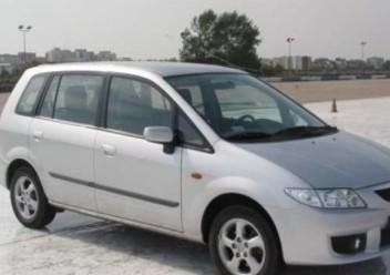 Dywaniki samochodowe Mazda Premacy