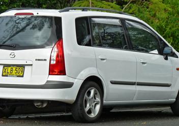 Regulator siły hamowania Mazda Premacy FL
