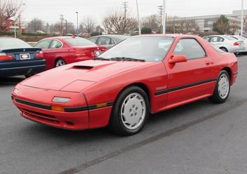Głowica silnika Mazda RX-7