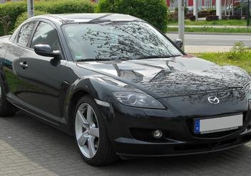Głowica silnika Mazda RX-8 FL