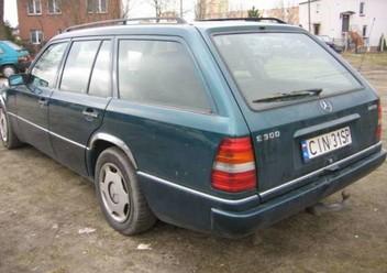 Pompa hamulcowa Mercedes-Benz 124
