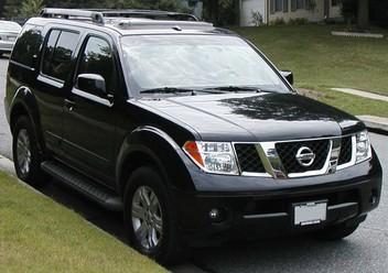 Dywaniki samochodowe Nissan Armada