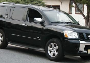 Pompa ABS Nissan Armada FL