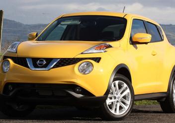 Dywaniki samochodowe Nissan Juke FL