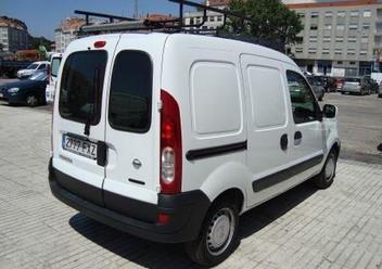 Regulator siły hamowania Nissan Kubistar