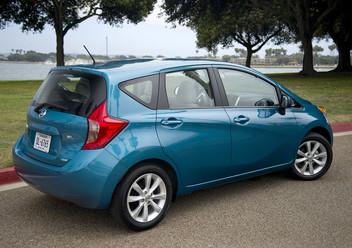 Regulator siły hamowania Nissan Note II