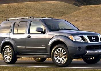 Pokrowce samochodowe Nissan Pathfinder IV