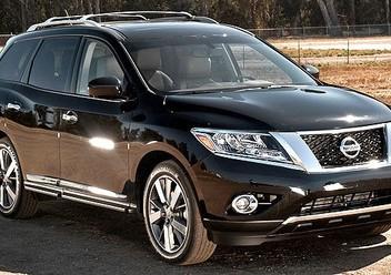 Podręczniki / Literatura / Przeglądy Nissan Pathfinder IV