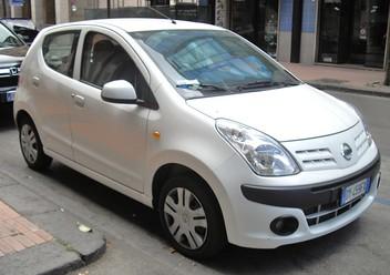 Pokrowce samochodowe Nissan Pixo