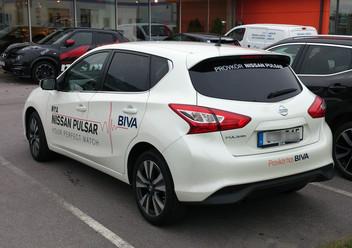 Pokrowce samochodowe Nissan Pulsar