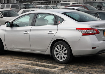 Pompa ABS Nissan Sentra
