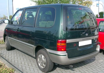 Serwo hamulca Nissan Serena