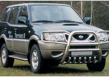 Pokrowce ochronne Nissan Terrano