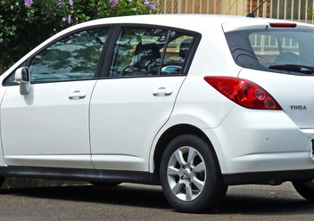 Pompa hamulcowa Nissan Tiida II