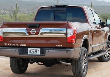 Podręczniki / Literatura / Przeglądy Nissan Titan