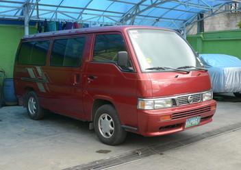 Pompa hamulcowa Nissan Urvan