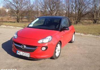 Pokrowce ochronne Opel Adam