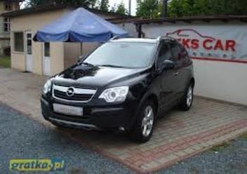 Podręczniki / Literatura / Przeglądy Opel Antara