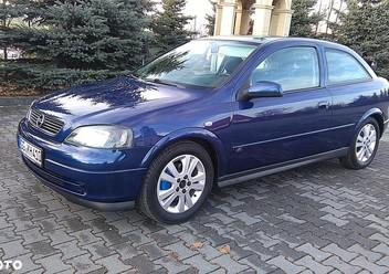 Pokrowce samochodowe Opel Astra G
