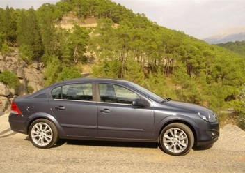Pokrowce ochronne Opel Astra H