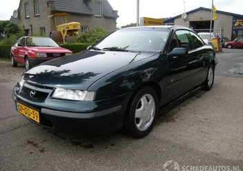 Regulator siły hamowania Opel Calibra