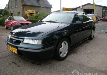 Regulator siły hamowania Opel Calibra SX