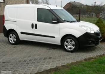 Podręczniki / Literatura / Przeglądy Opel Combo B