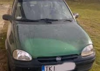 Serwo hamulca Opel Corsa B