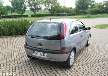 Koszulki fotelowe Opel Corsa C