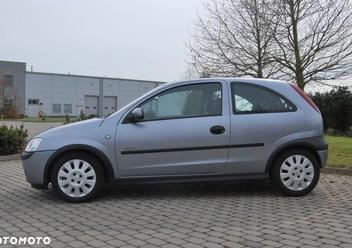 Pokrowce ochronne Opel Corsa C