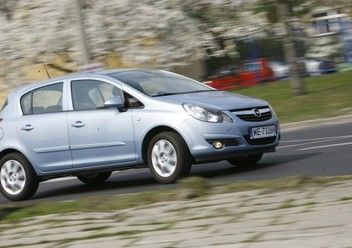 Koszulki fotelowe Opel Corsa D