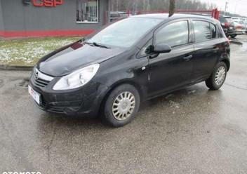 Pompa hamulcowa Opel Corsa D