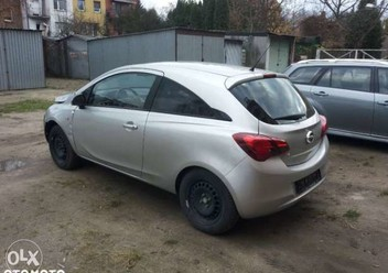 Pokrowce samochodowe Opel Corsa E