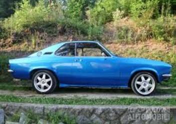 Regulator siły hamowania Opel Manta