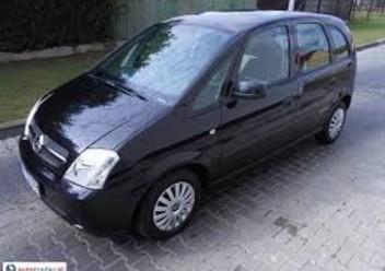 Szczęki hamulcowe przednie Opel Meriva B FL