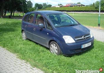 Koszulki fotelowe Opel Meriva A FL